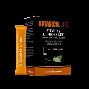 PromoPharma Vitamina C1000 Pocket 30 stick pack da 2 g