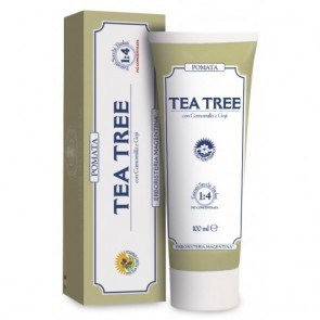 Erboristeria Magentina Tea Tree Pomata 100 ml