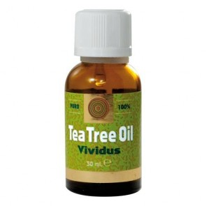 Vividus Tea Tree Oil 30 ml
