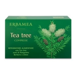 Erbamea Tea Tree 30 Compresse