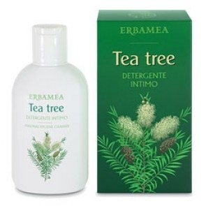 Erbamea Tea Tree Detergente intimo 150 ml