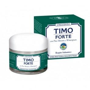 Erboristeria Magentina  Unguento Timo Forte 50 ml