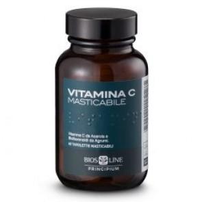 Bios Line Principium Vitamina C Masticabile 60 tavolette masticabili
