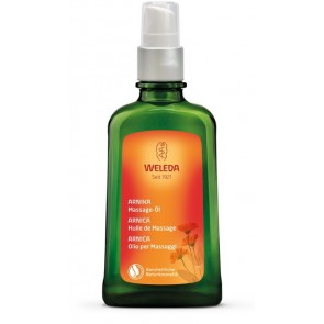 Weleda Olio per Massaggi all'Arnica 100 ml