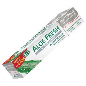 Esi Aloe Fresh Whitening Dentifricio naturale 100 ml