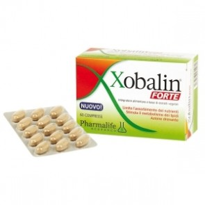 Pharmalife Research XOBALIN FORTE 60 compresse