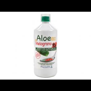 Pharmalife Research - 100% Aloe & Pomegranate - 1 L