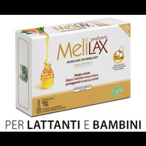 Aboca MELILAX PEDIATRIC 6 micro-enema
