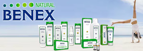 Linea Natural Benex, salute per le gambe!